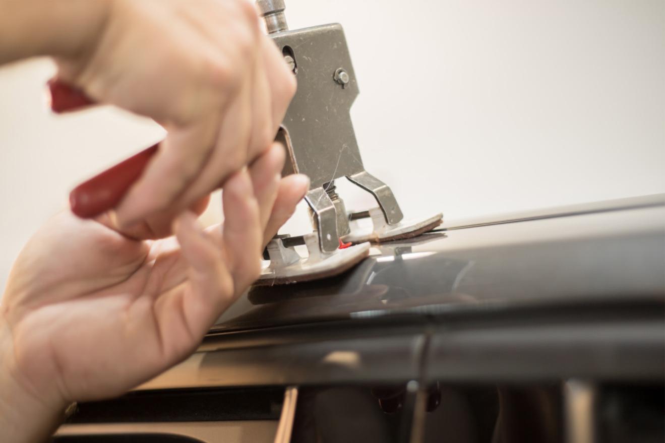 Paron Collision & Paint - Paintless Dent Repair